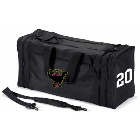 Manchester Tyrants - Custom Embroidered And Printed Kit Bag