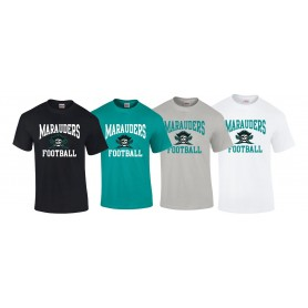 Salisbury City Marauders - Football Logo T Shirt