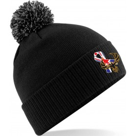 Kent Phoenix - Embroidered Forces Logo Bobble Hat