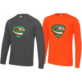 Sheffield Vipers - Full Logo Performance Longsleeve T Shirt