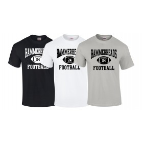 Swansea Hammerheads - Custom Ball Logo 1 T Shirt