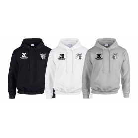 Swansea Hammerheads - Custom Embroidered Hoodie