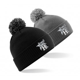 Swansea Hammerheads - Embroidered Bobble Hat