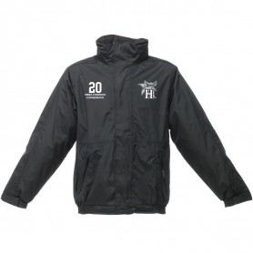 Swansea Hammerheads - Embroidered Heavyweight Dover Rain Jacket