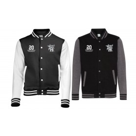 Swansea Hammerheads - Embroidered Varsity Jacket