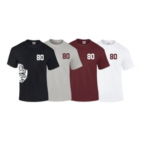 Northants Knights Academy - Custom Side Logo T Shirt