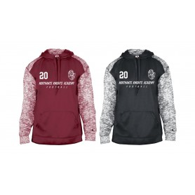Northants Knights Academy - Printed Sport Blend Hoodie