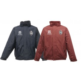 Northants Knights Academy - Embroidered Heavyweight Dover Rain Jacket