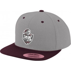 Northants Knights Academy - Embroidered Logo 2 Tone Snapback