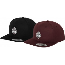 Northants Knights Academy - Embroidered Snapback Cap