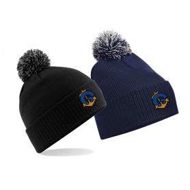 Greenwich Marines - Embroidered Bobble Hat
