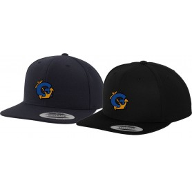 Greenwich Marines - Embroidered Snapback Cap