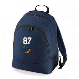 Greenwich Mariners - Custom Embroidered Backpack