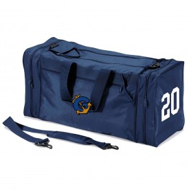 Greenwich Mariners - Custom Embroidered And Printed Kit Bag