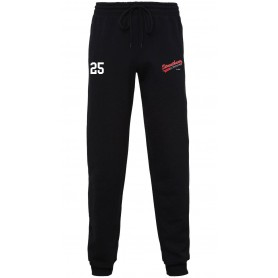 Streatham Youth Ice Hockey Club - Custom Cuffed Hem Embroidered Joggers