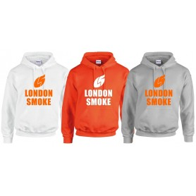 London Smoke - Full Logo Hoodie