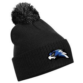 Huddersfield Hawks - Embroidered Bobble Hat