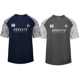BU Bobcats - Printed Blend Performance T Shirt