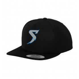 Morecambe Bay Storm - Embroidered Snapback