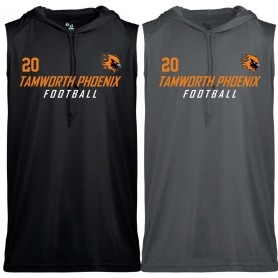 copy of Bristol Football - B Core Sleeveless Hoodie