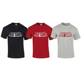 Medway Assassins - Text Logo T-Shirt