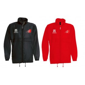 Bournemouth Bobcats - Lightweight College Rain Jacket