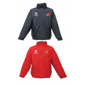 Bournemouth Bobcats - Embroidered Heavyweight Dover Rain Jacket