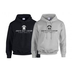 South East Legion - Text Logo Hoodie