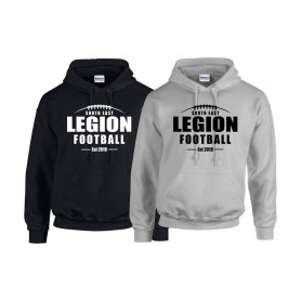 South East Legion - Laces Logo Hoodie