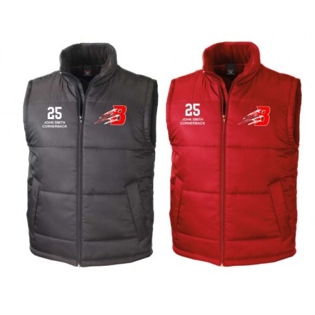 Bournemouth Bobcats - Embroidered Bodywarmer