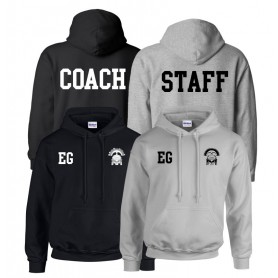 South East Legion - Printed And Embroidered Coach Or Staff Hoodie