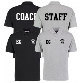 South East Legion - Printed And Embroidered Coach Or Staff Polo Shirt