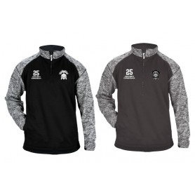 South East Legion - Embroidered Tonal Blend Sport Quarter Zip