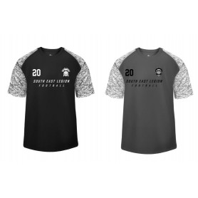 South East Legion - Printed Blend Performance T Shirt