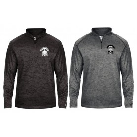 South East Legion - Embroidered Tonal Blend Sport 1/4 Zip