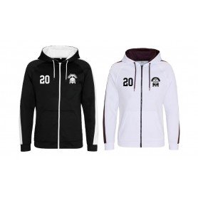 South East Legion - Embroidered Sports Performance Zip Hoodie
