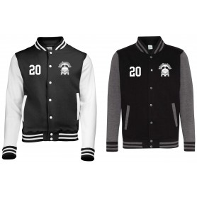 South East Legion - Custom Embroidered Varsity Jacket