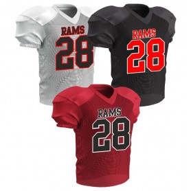 Uclan Rams - Offence/Defence Practice Jersey