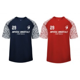 copy of Kent Falcons - Printed Blend Performance T Shirt