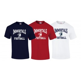 Imperial Immortals - Football logo t-shirt