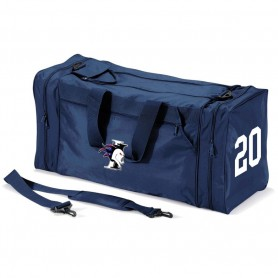 copy of Greenwich Mariners - Custom Embroidered And Printed Kit Bag