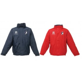 Imperial Immortals - Customised Embroidered Heavyweight Dover Rain Jacket