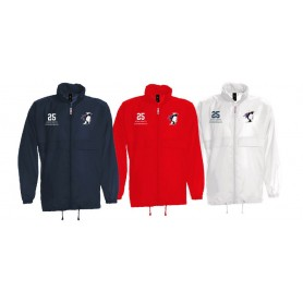 Imperial Immortals - Customised Embroidered Lightweight College Rain Jacket
