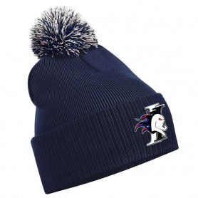 Imperial Immortals - Embroidered Bobble Hat