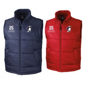 copy of Kent Falcons - Customised Embroidered Bodywarmer