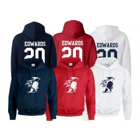 copy of York Centurions - Full Logo Hoodie