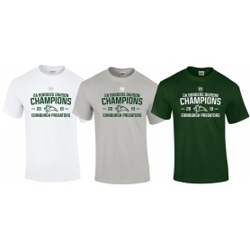 Edinburgh Predators - 2A Borders Division Camps Logo T Shirt