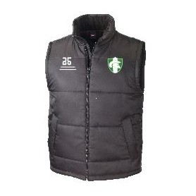 010 Trojans - Customised Embroidered Bodywarmer