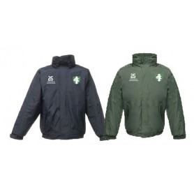 010 Trojans - Custom Embroidered Heavyweight Dover Rain Jacket