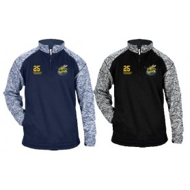 Manchester Swarm - Custom Embroidery Tonal Blend Sport 1/4 Zip